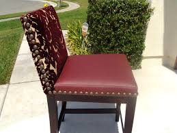 Custom Patio Furniture Cushions by Federal Ca Restoration Reupholstery Custom Furniture Upholstery