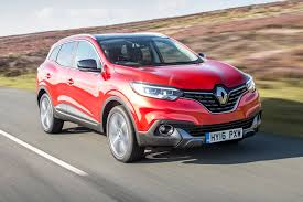 renault koleos 2017 red new range topping renault kadjar signature s nav introduced by car