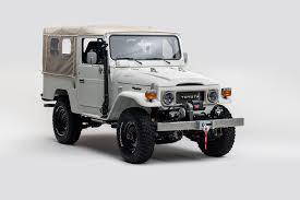 starwood motors jeep full metal jacket the fj company rebuilds toyota fj40 land cruisers