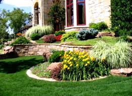Landscaped Backyard Ideas by Beautiful Homes And Gardens Backyard Landscaping Cost Best Small