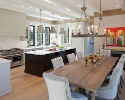 Kitchen Table Lighting Kitchen Table Lighting Ideas Delectable Wayland Residence Kitchen