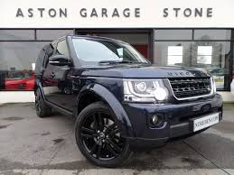 land rover discovery black 2014 land rover discovery sdv6 hse 35 480