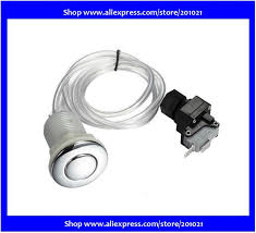 on push button switch jetted whirlpool jet bath tub spa