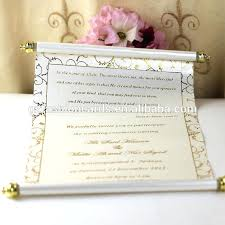 ideas pop up wedding invitations or splendid pop up roll wedding