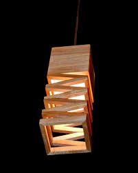 wooden home decor items modern wood pendant light design 52 in raphaels house for your