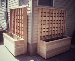 cedar planter boxes plans on this old house projects