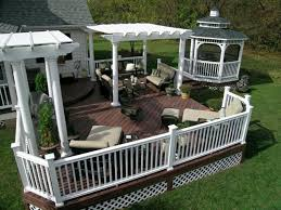 wood decks dayton cincinnati deck porch and outdoor spaces