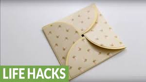 diy paper crafts how to make a homemade greeting card youtube