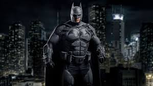 video batman cosplay suit with 23 functioning gadgets earns owner