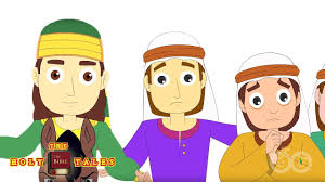 joseph sees his family i stories of joseph i animated children u0027s