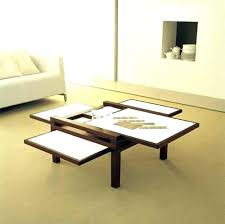 coffee table extendable top expandable coffee table expandable e table to dining table beautiful