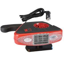 battery operated 12 volt auto heater defroster
