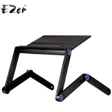 Computer Bed Desk by Adjustable Portable Laptop Table Stand Lap Sofa Bed Tray Computer