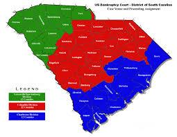 Map Of South Carolina Counties Best Photos Of Map Of South Carolina Regions South Carolina