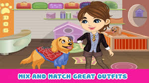 dora and her dog u2013 dog game android apps on google play