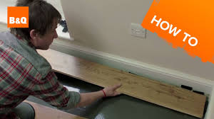 Installing Laminate Flooring Youtube How To Lay Flooring Part 4 Laying Tongue U0026 Groove Solid Wood