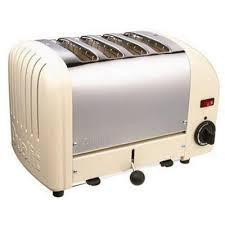 Cream 4 Slice Toaster Buy Dualit 4 Slot Vario Toaster From Our Toasters Range Tesco