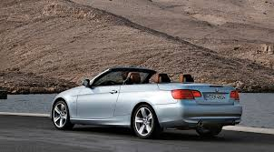 bmw 320i convertible review bmw 3 series coupé and convertible facelift 2010 official