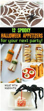halloween food for kids party halloween appetizers will light up your tastebuds for the best
