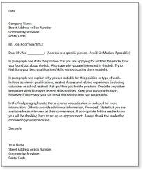 youth worker cover letter