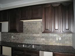 kitchen cabinets backsplash ideas kitchen backsplash dark cabinets interior design