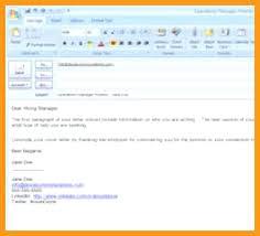 sample email resume best formats for sending job search emails