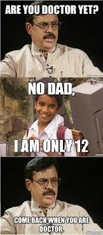 Indian Dad Meme - 15 situations every first generation indian american gets