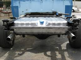 Fuel Tanks For Truck Beds Mustang Fuel Tank Install Ford Truck Enthusiasts Forums