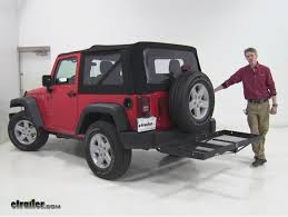cargo rack for jeep stromberg carlson hitch cargo carrier review 2016 jeep wrangler