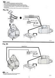 mey ferguson one wire alternator wiring diagram alternator