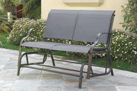 wrought iron storage bench medium size of garden porch bench