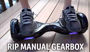 lexus hoverboard needs track people who use hoverboards will be the death of the manual gearbox