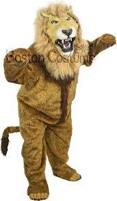 lion costume deluxe lion costume at boston costume