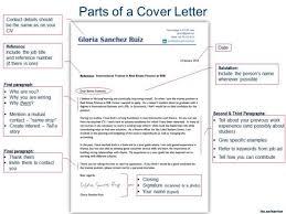 proper cover letter