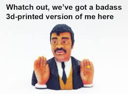 Neil Degrasse Tyson Badass Meme - neil degrasse tyson badass 3d model cgtrader