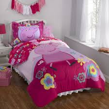 Doc Mcstuffins Twin Bed Set by Peppa Pig 4 Piece Toddler Bedding Set Toys