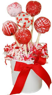 cake pop bouquet cake pops s day bouquet of 6