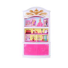 Plastic Bedroom Furniture by Cute Plastic Bedroom Furniture Wardrobe For Barbie Doll House
