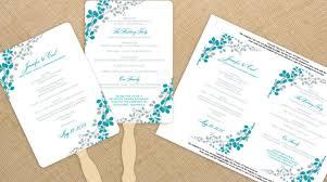 Paddle Fan Program Template Simple Wedding Program Fan Template Placement Diy Wedding U2022 27819