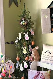 Decorate Christmas Tree For Easter by Kohl U0027s Spring And Easter Decor Must Haves U0026 A Primitive Easter