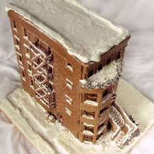 build a gingerbread brownstone 11 steps with pictures