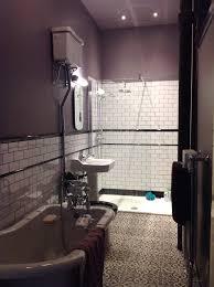 bathroom finally in full use farrow u0026 ball brassica subway