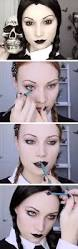 Good Makeup Ideas For Halloween by Best 25 Wednesday Addams Makeup Ideas Only On Pinterest