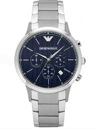 armani watches bracelet images Emporio armani mens chronograph bracelet watch ar2486 jpg