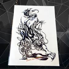 chinese dragon tattoo design dragon tattoos designs promotion shop for promotional dragon