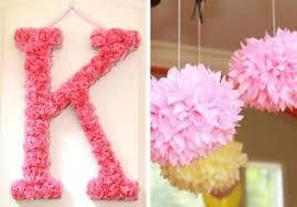 pink decorations ideas