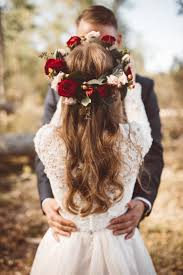 bridal hair accessories australia 31 flower crown hairstyles for your wedding brides
