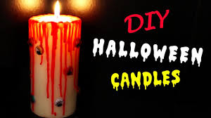 diy halloween candles learn how to make spooky and creepy