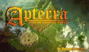 Minecraft World Maps by Apterra U2013 Custom Survival Map For Minecraft Sabbasapterus