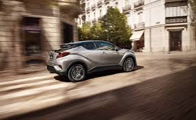toyota chr interior 2016 toyota c hr pictures photo gallery car and driver
